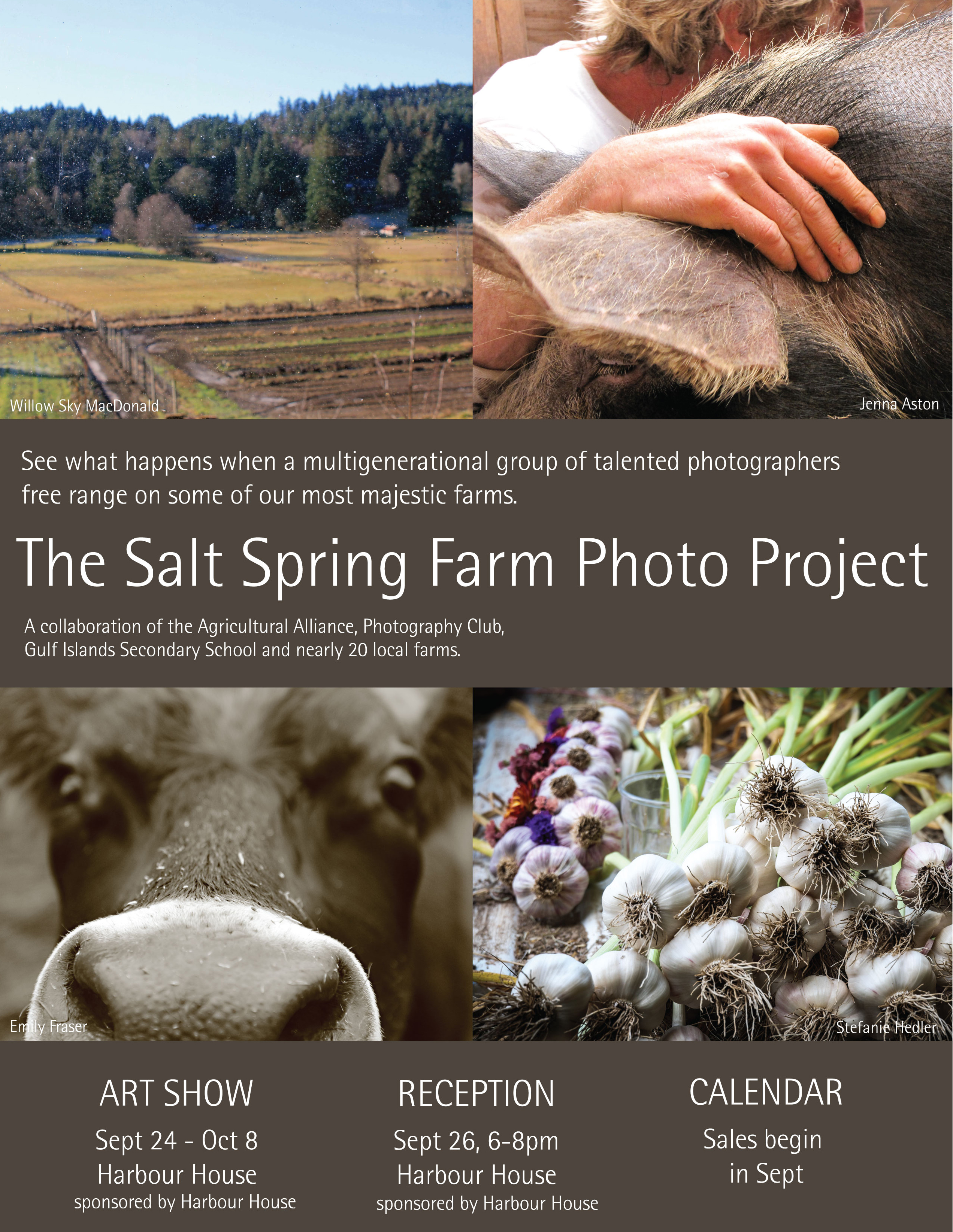 Farm Photo Project Show + Reception Announced!
