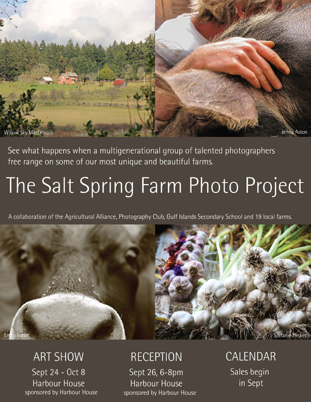 Photo Project Reception THIS Friday